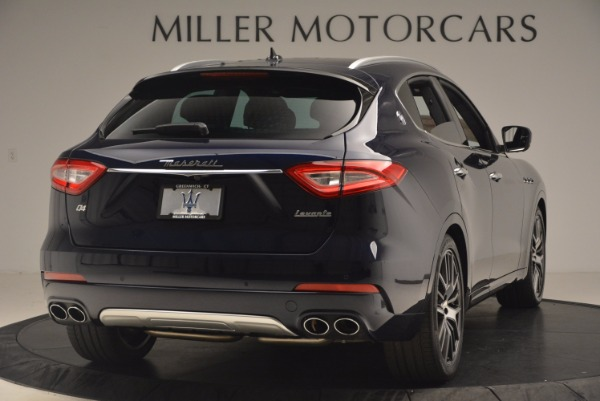 New 2017 Maserati Levante for sale Sold at Alfa Romeo of Greenwich in Greenwich CT 06830 7