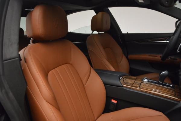 New 2017 Maserati Ghibli S Q4 for sale Sold at Alfa Romeo of Greenwich in Greenwich CT 06830 19