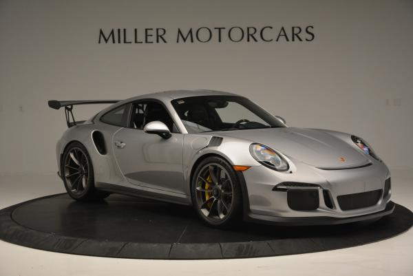 Used 2016 Porsche 911 GT3 RS for sale Sold at Alfa Romeo of Greenwich in Greenwich CT 06830 11