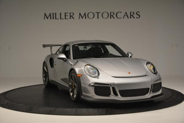 Used 2016 Porsche 911 GT3 RS for sale Sold at Alfa Romeo of Greenwich in Greenwich CT 06830 12