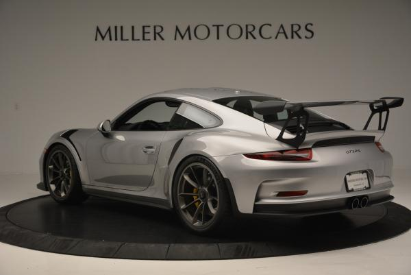 Used 2016 Porsche 911 GT3 RS for sale Sold at Alfa Romeo of Greenwich in Greenwich CT 06830 3