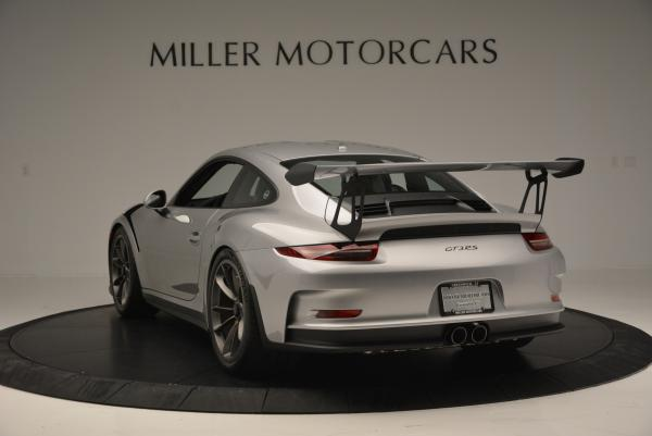 Used 2016 Porsche 911 GT3 RS for sale Sold at Alfa Romeo of Greenwich in Greenwich CT 06830 4