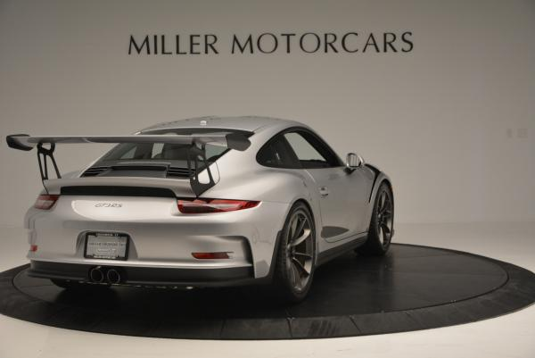 Used 2016 Porsche 911 GT3 RS for sale Sold at Alfa Romeo of Greenwich in Greenwich CT 06830 7