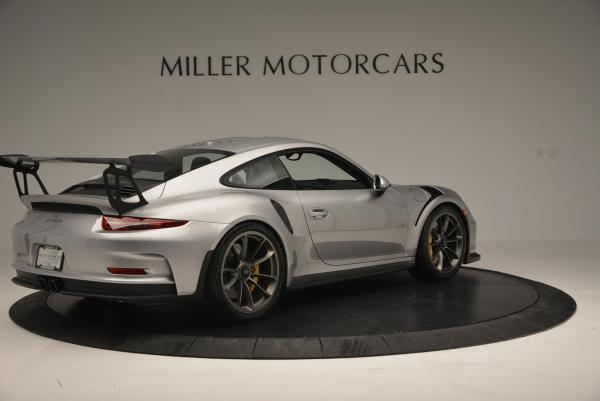 Used 2016 Porsche 911 GT3 RS for sale Sold at Alfa Romeo of Greenwich in Greenwich CT 06830 8