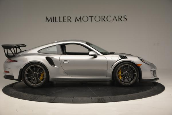 Used 2016 Porsche 911 GT3 RS for sale Sold at Alfa Romeo of Greenwich in Greenwich CT 06830 9