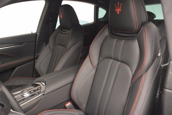 New 2017 Maserati Levante S Q4 for sale Sold at Alfa Romeo of Greenwich in Greenwich CT 06830 15