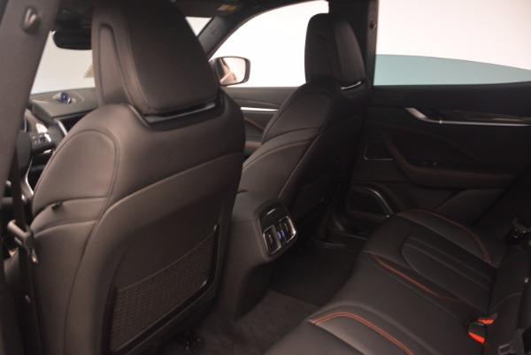 New 2017 Maserati Levante S Q4 for sale Sold at Alfa Romeo of Greenwich in Greenwich CT 06830 22
