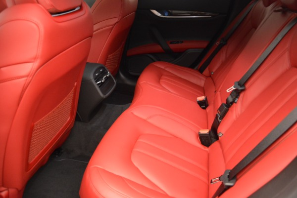 Used 2017 Maserati Ghibli S Q4 for sale $42,900 at Alfa Romeo of Greenwich in Greenwich CT 06830 23