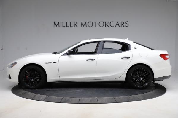Used 2017 Maserati Ghibli S Q4 for sale $42,900 at Alfa Romeo of Greenwich in Greenwich CT 06830 3