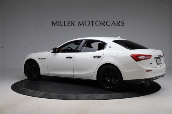 Used 2017 Maserati Ghibli S Q4 for sale $42,900 at Alfa Romeo of Greenwich in Greenwich CT 06830 4