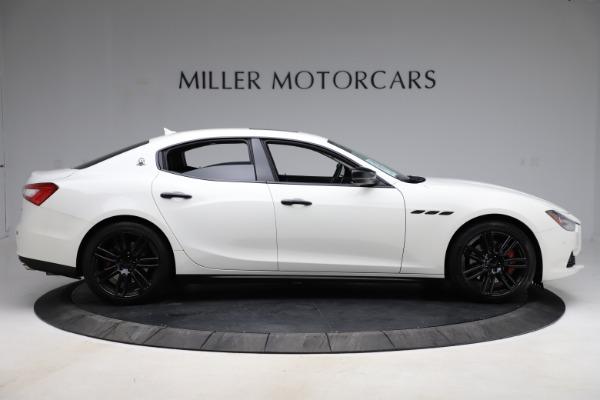 Used 2017 Maserati Ghibli S Q4 for sale $42,900 at Alfa Romeo of Greenwich in Greenwich CT 06830 9