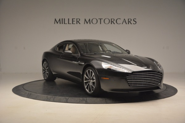 New 2017 Aston Martin Rapide S for sale Sold at Alfa Romeo of Greenwich in Greenwich CT 06830 11