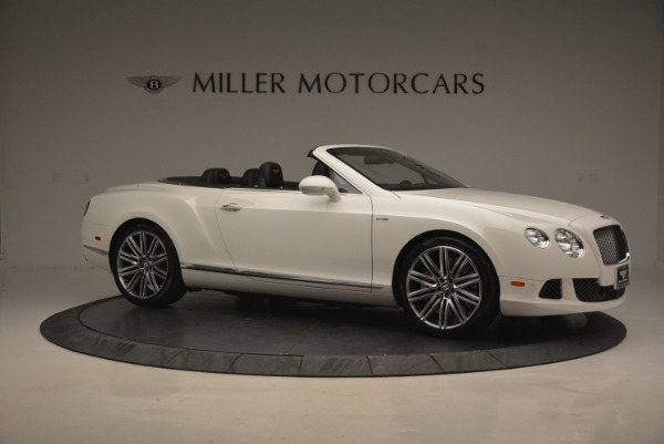 Used 2014 Bentley Continental GT Speed for sale Sold at Alfa Romeo of Greenwich in Greenwich CT 06830 10