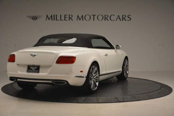 Used 2014 Bentley Continental GT Speed for sale Sold at Alfa Romeo of Greenwich in Greenwich CT 06830 19
