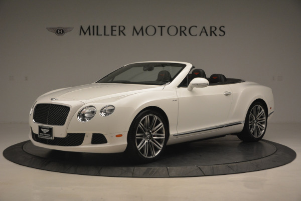 Used 2014 Bentley Continental GT Speed for sale Sold at Alfa Romeo of Greenwich in Greenwich CT 06830 2