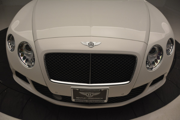 Used 2014 Bentley Continental GT Speed for sale Sold at Alfa Romeo of Greenwich in Greenwich CT 06830 25
