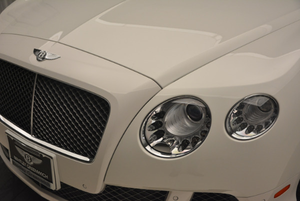 Used 2014 Bentley Continental GT Speed for sale Sold at Alfa Romeo of Greenwich in Greenwich CT 06830 26