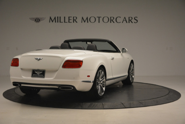 Used 2014 Bentley Continental GT Speed for sale Sold at Alfa Romeo of Greenwich in Greenwich CT 06830 7