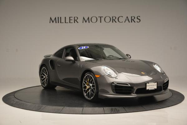Used 2014 Porsche 911 Turbo S for sale Sold at Alfa Romeo of Greenwich in Greenwich CT 06830 10