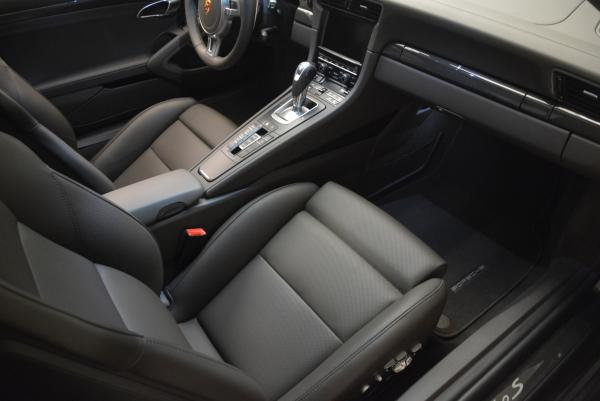 Used 2014 Porsche 911 Turbo S for sale Sold at Alfa Romeo of Greenwich in Greenwich CT 06830 19
