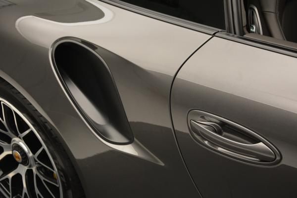 Used 2014 Porsche 911 Turbo S for sale Sold at Alfa Romeo of Greenwich in Greenwich CT 06830 22