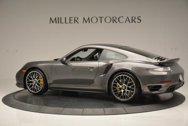 Used 2014 Porsche 911 Turbo S for sale Sold at Alfa Romeo of Greenwich in Greenwich CT 06830 4