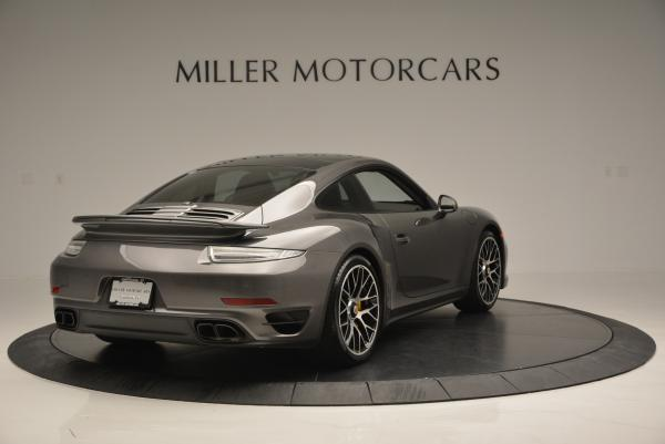Used 2014 Porsche 911 Turbo S for sale Sold at Alfa Romeo of Greenwich in Greenwich CT 06830 6