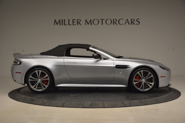 Used 2015 Aston Martin V12 Vantage S Roadster for sale Sold at Alfa Romeo of Greenwich in Greenwich CT 06830 21