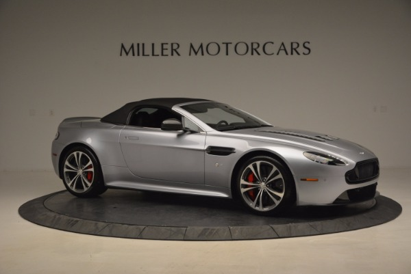 Used 2015 Aston Martin V12 Vantage S Roadster for sale Sold at Alfa Romeo of Greenwich in Greenwich CT 06830 22