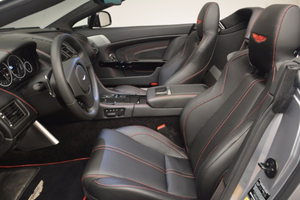 Used 2015 Aston Martin V12 Vantage S Roadster for sale Sold at Alfa Romeo of Greenwich in Greenwich CT 06830 24