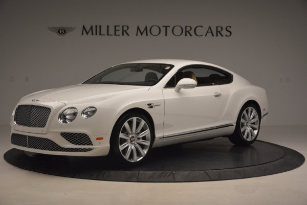 Used 2017 Bentley Continental GT V8 for sale Sold at Alfa Romeo of Greenwich in Greenwich CT 06830 2