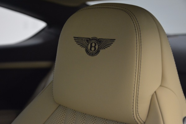 Used 2017 Bentley Continental GT V8 for sale Sold at Alfa Romeo of Greenwich in Greenwich CT 06830 21