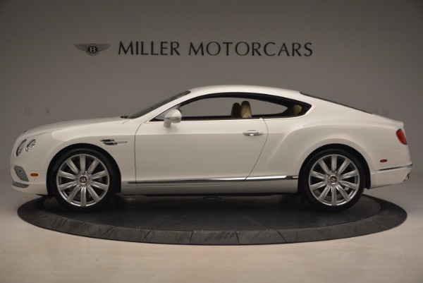 Used 2017 Bentley Continental GT V8 for sale Sold at Alfa Romeo of Greenwich in Greenwich CT 06830 3