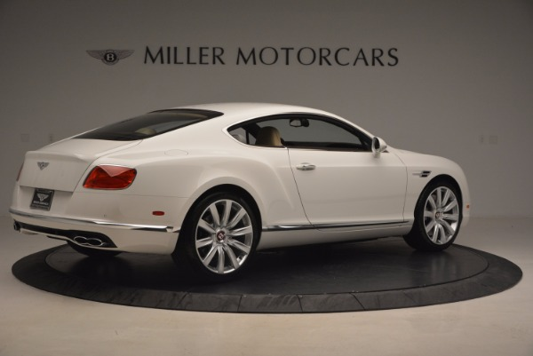 Used 2017 Bentley Continental GT V8 for sale Sold at Alfa Romeo of Greenwich in Greenwich CT 06830 8