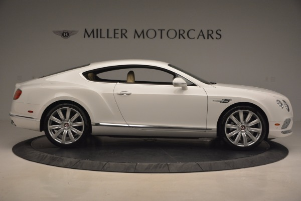 Used 2017 Bentley Continental GT V8 for sale Sold at Alfa Romeo of Greenwich in Greenwich CT 06830 9