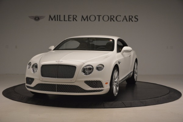 Used 2017 Bentley Continental GT V8 for sale Sold at Alfa Romeo of Greenwich in Greenwich CT 06830 1