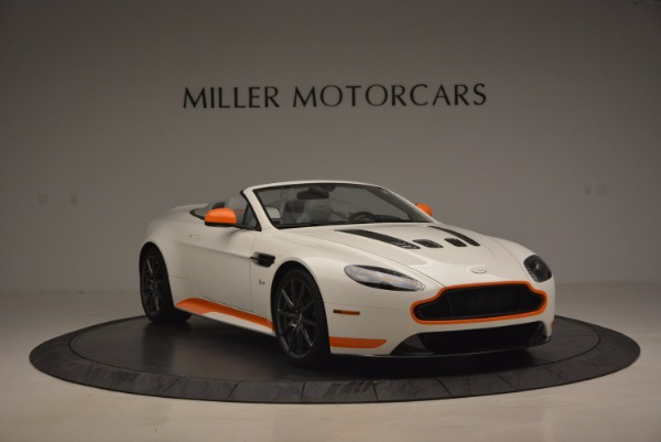 Used 2017 Aston Martin V12 Vantage S Convertible for sale Sold at Alfa Romeo of Greenwich in Greenwich CT 06830 11