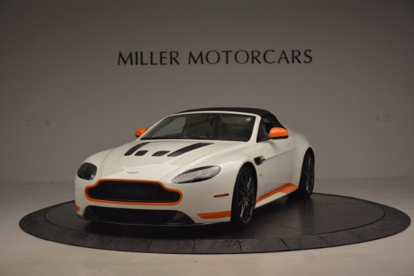 Used 2017 Aston Martin V12 Vantage S Convertible for sale Sold at Alfa Romeo of Greenwich in Greenwich CT 06830 13
