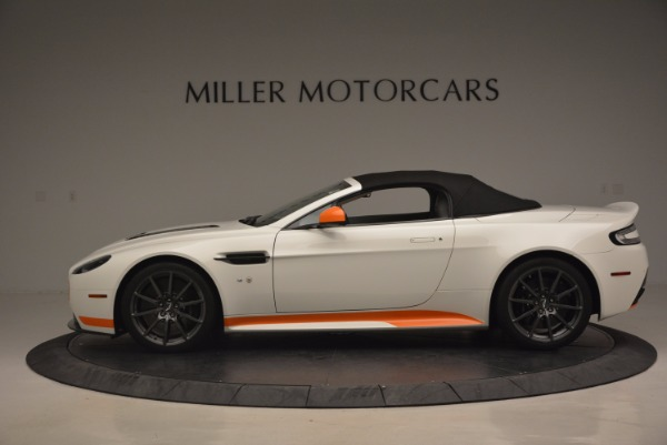 Used 2017 Aston Martin V12 Vantage S Convertible for sale Sold at Alfa Romeo of Greenwich in Greenwich CT 06830 15