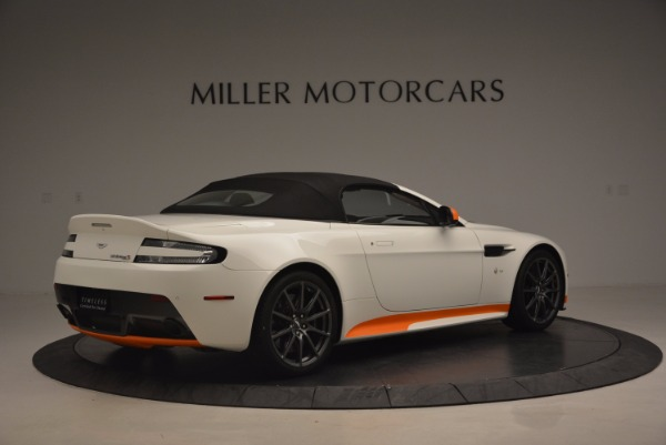 Used 2017 Aston Martin V12 Vantage S Convertible for sale Sold at Alfa Romeo of Greenwich in Greenwich CT 06830 20