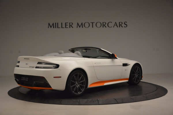 Used 2017 Aston Martin V12 Vantage S Convertible for sale Sold at Alfa Romeo of Greenwich in Greenwich CT 06830 8