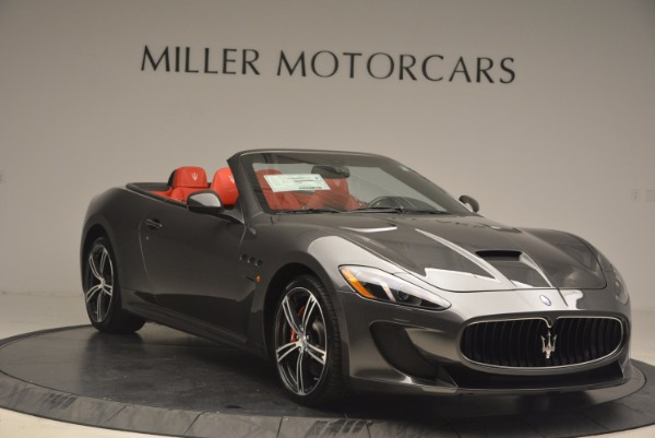 Used 2015 Maserati GranTurismo MC for sale Sold at Alfa Romeo of Greenwich in Greenwich CT 06830 11