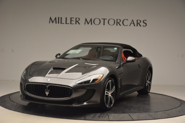 Used 2015 Maserati GranTurismo MC for sale Sold at Alfa Romeo of Greenwich in Greenwich CT 06830 13