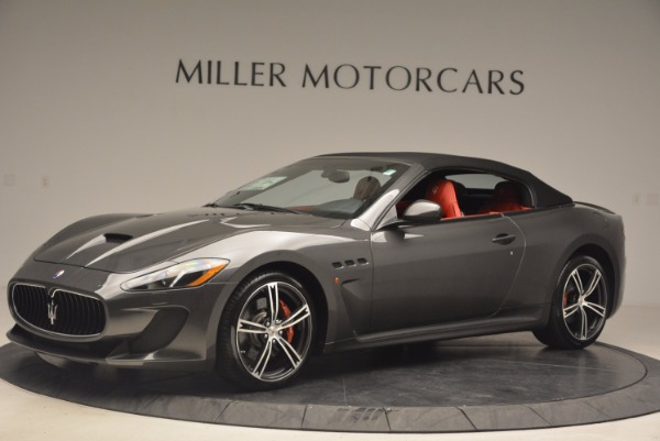 Used 2015 Maserati GranTurismo MC for sale Sold at Alfa Romeo of Greenwich in Greenwich CT 06830 14