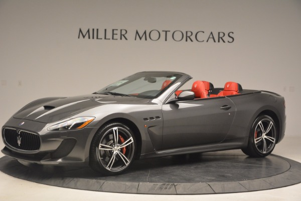 Used 2015 Maserati GranTurismo MC for sale Sold at Alfa Romeo of Greenwich in Greenwich CT 06830 2