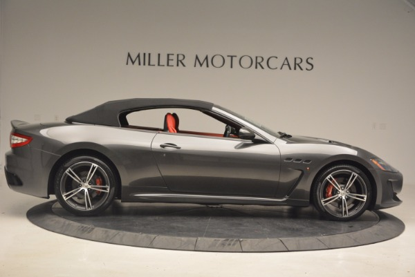Used 2015 Maserati GranTurismo MC for sale Sold at Alfa Romeo of Greenwich in Greenwich CT 06830 21