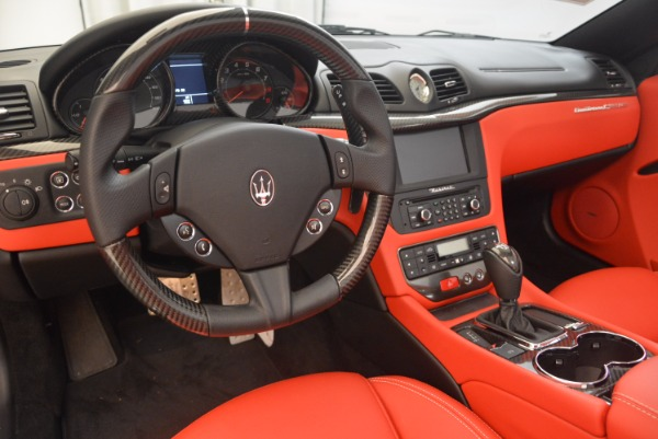 Used 2015 Maserati GranTurismo MC for sale Sold at Alfa Romeo of Greenwich in Greenwich CT 06830 25