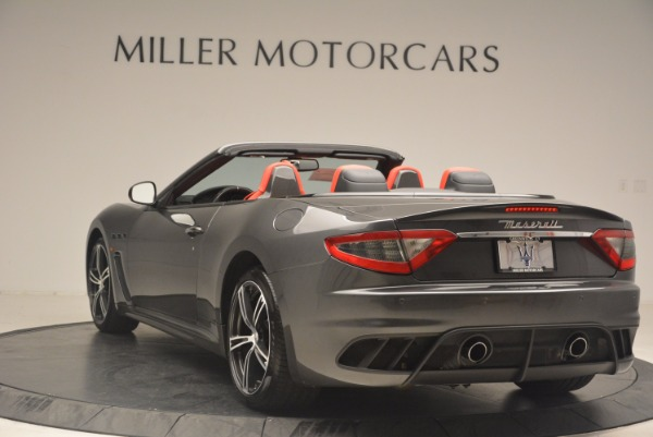 Used 2015 Maserati GranTurismo MC for sale Sold at Alfa Romeo of Greenwich in Greenwich CT 06830 5