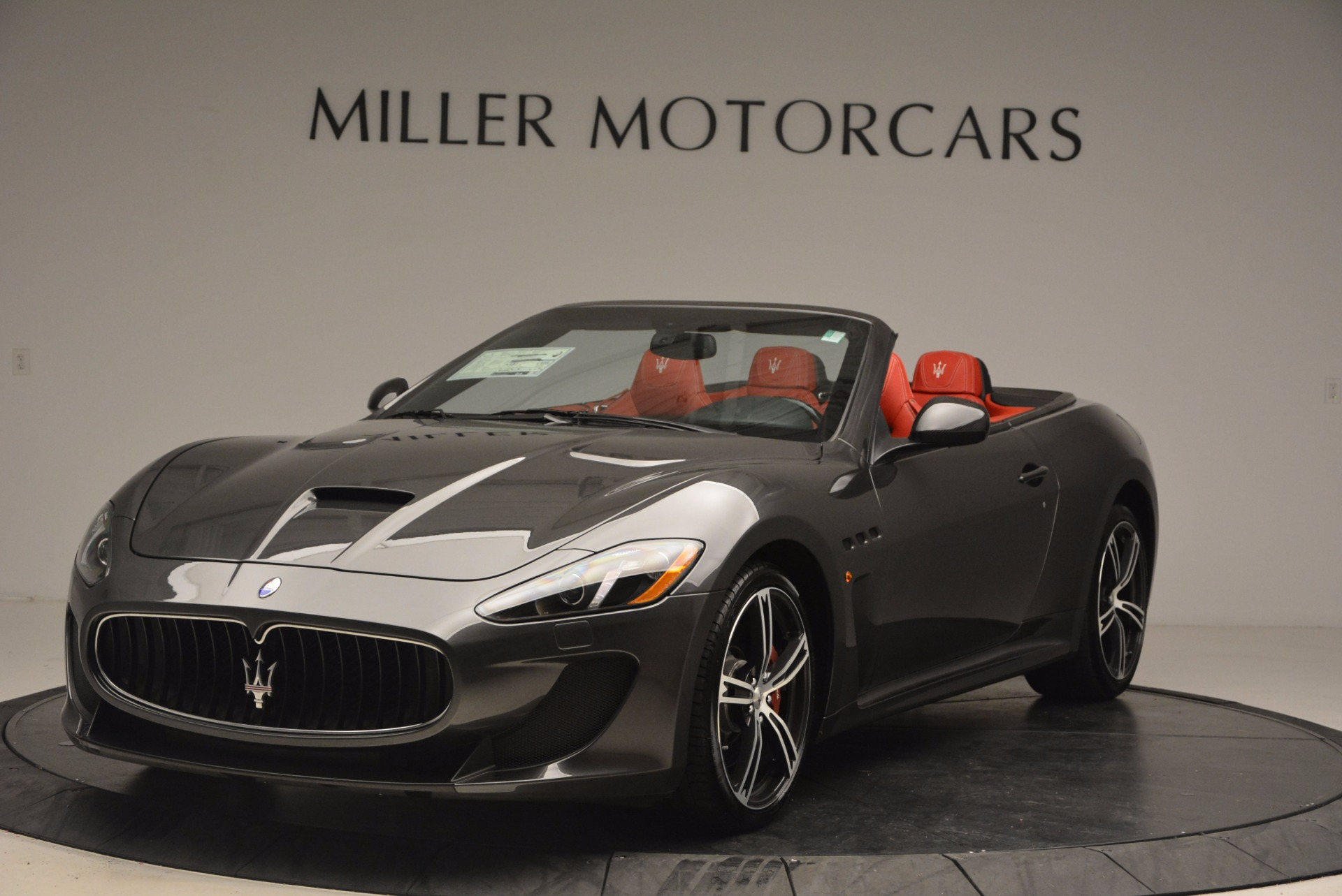 Used 2015 Maserati GranTurismo MC for sale Sold at Alfa Romeo of Greenwich in Greenwich CT 06830 1