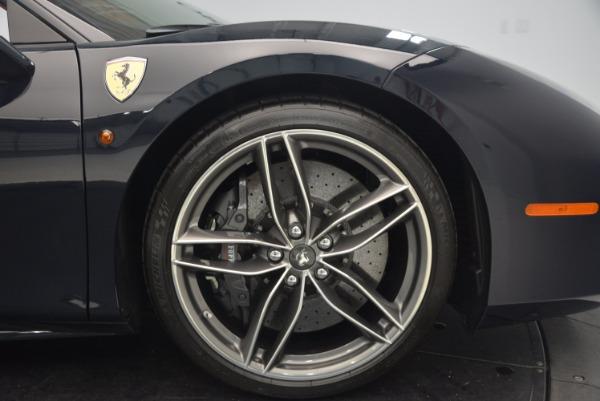 Used 2016 Ferrari 488 GTB for sale Sold at Alfa Romeo of Greenwich in Greenwich CT 06830 22